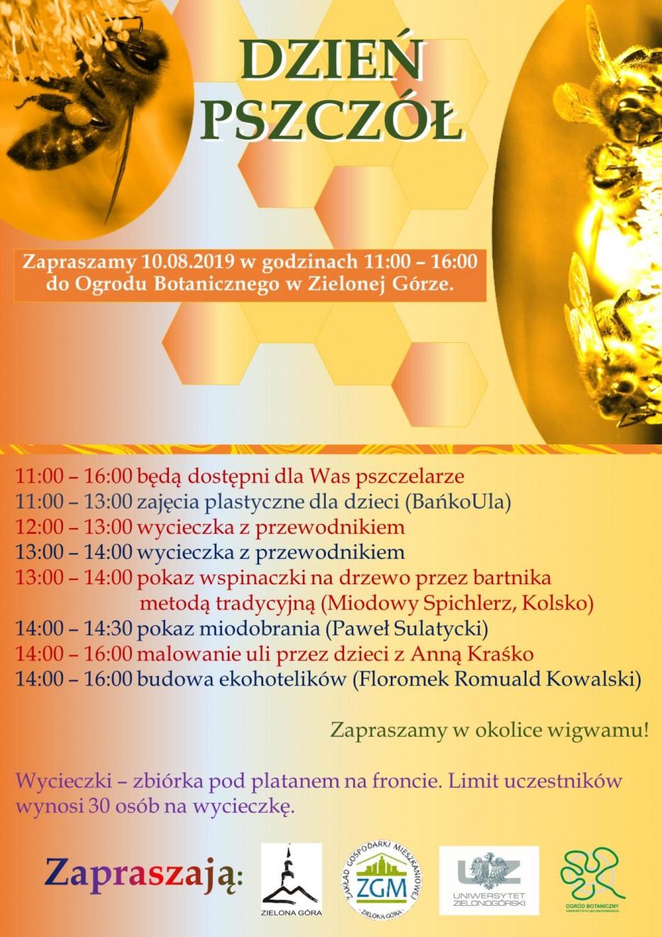 Dzień Pszczół w OBUZ 2019